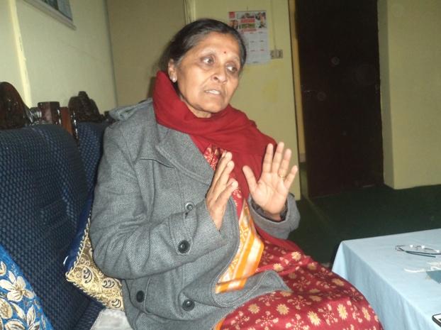 तारा पोखरेल, अध्यक्ष - नेपाल नर्सिङ संघ