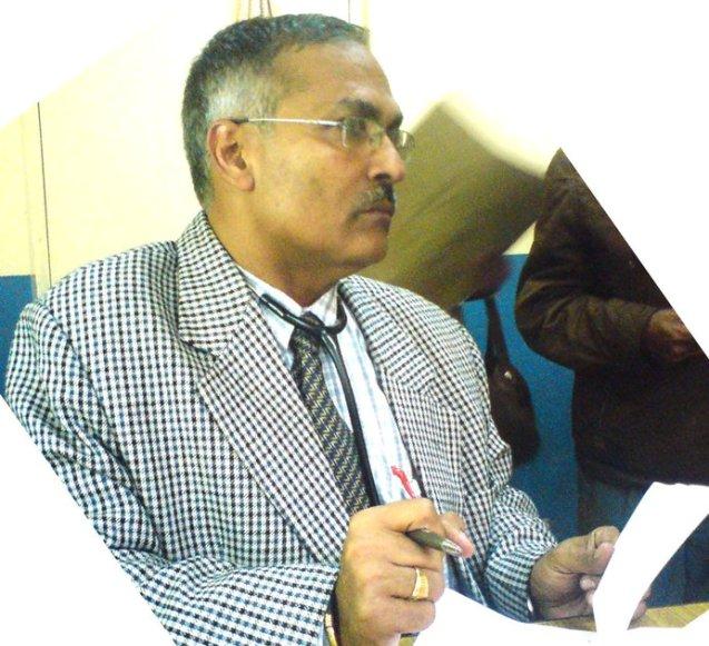 डा. करबीरनाथ योगी ( बरिष्ठ फिजिसियन)