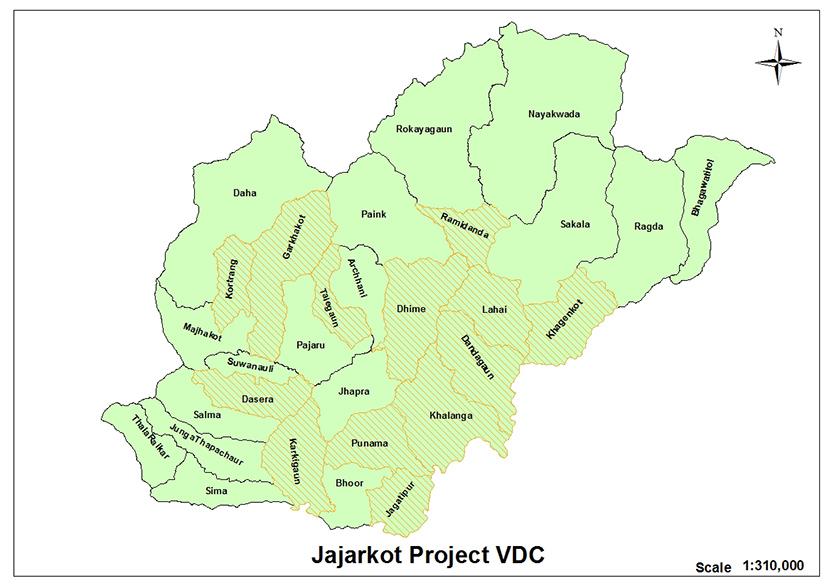 Jajarkot Pdistrict