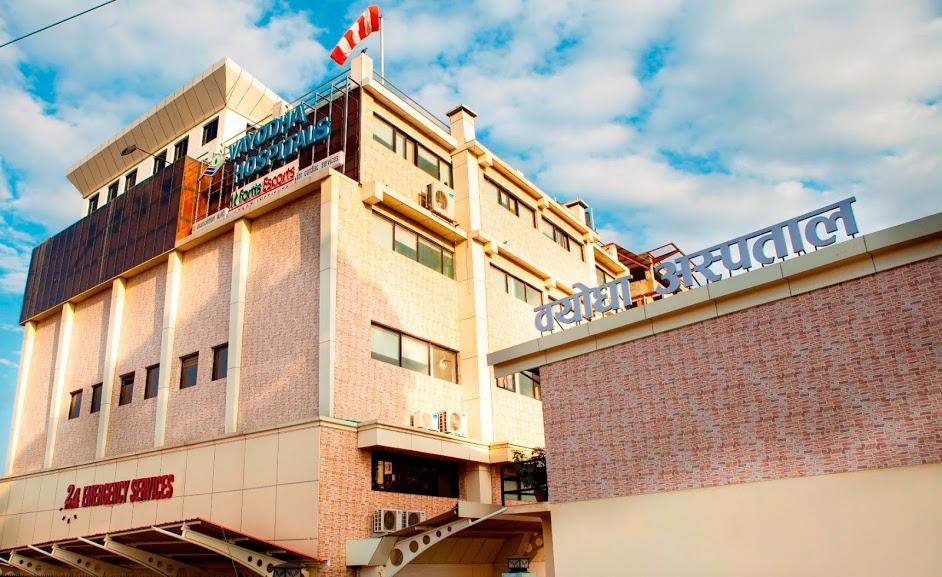 Vayodha Hospital Pvt. Ltd