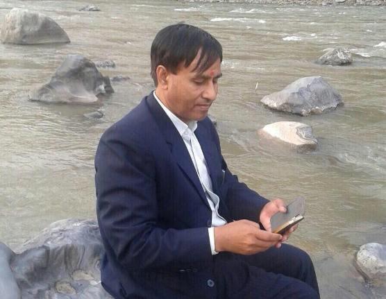 badri khadaka