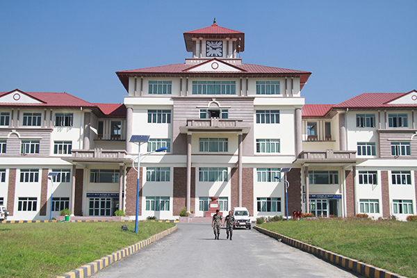 nepali army medical collage