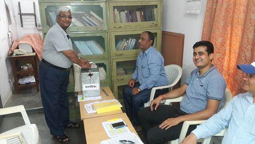 nma nepalgung vote